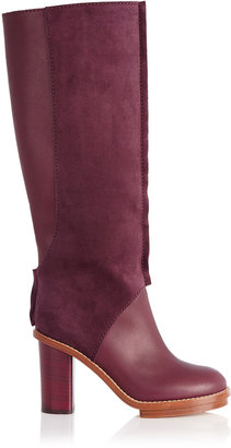 Acne Auburn Caesar Knee High Boots ($990)