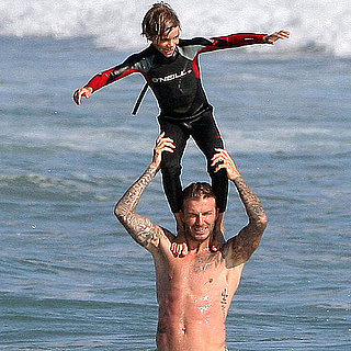 Celebrities and Their Children Pictures August 22, 2011