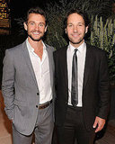 Hugh Dancy and Paul Rudd