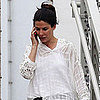 Pictures of Sandra Bullock in LA