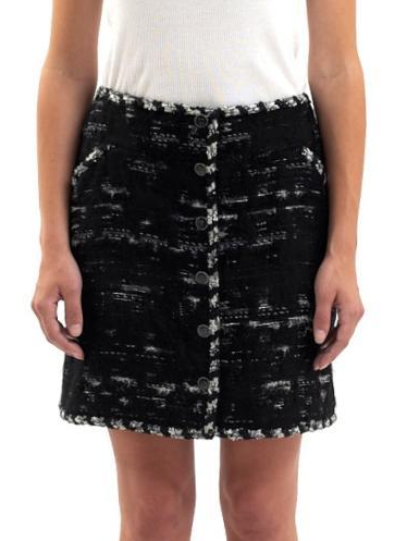 Chanel Tweed Skirt ($450)
