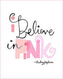 A Pinkalicious Quote