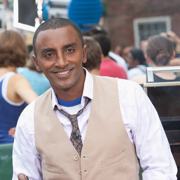 Marcus Samuelsson's Back-to-School Breakfast Recipe