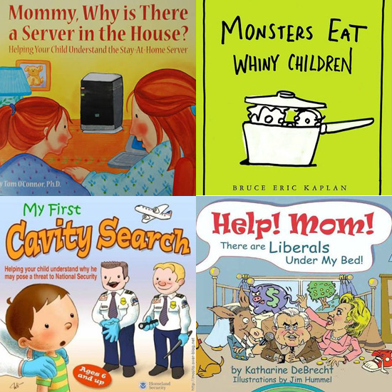 Bizarre Kids Books