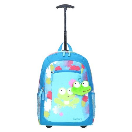 Embark Pet Pals Frog Rolling Backpack ($23)