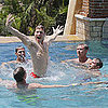 Bachelor Pad Guys Synchronize Swimming Video