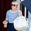 Reese Witherspoon at Brentwood Country Mart Pictures