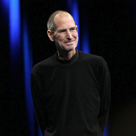 Steve Jobs Resigns as CEO