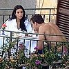 Kim Kardashian and Kris Humphries Honeymoon Pictures