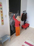 Chalkboard Art Surface For Kids