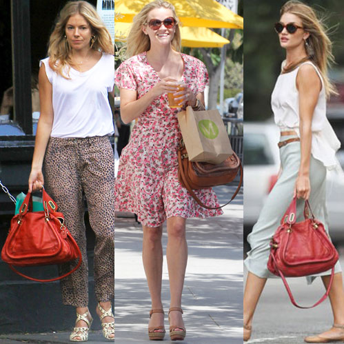 Chloe Bags Celebrity Trend of Summer 2011