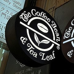 Coffee Bean and Tea Leaf Times Square Opening Aug. 29, 2011