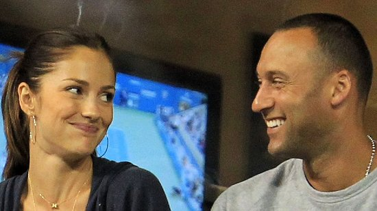 Video: Minka Kelly and Derek Jeter Call It Quits — A Look Back at Their Three-Year Romance