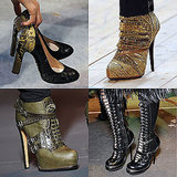 Peep Our Top 50 Shoes From Paris Fashion Week!