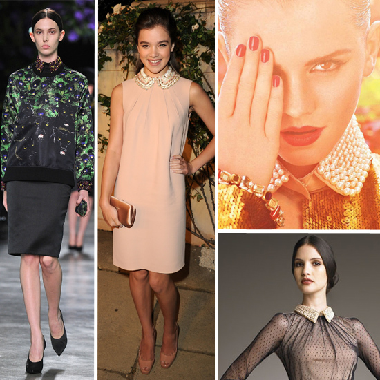 Fall Trend Spotting: The Beaded Collar