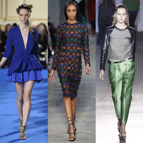 2011 Fall New York Fashion Week Roundup: The 15 Most Chic and Wearable Trends From the Runway