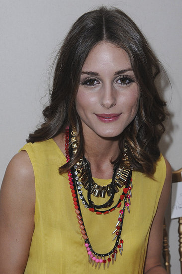 Olivia Palermo&#039;s Statement Necklaces