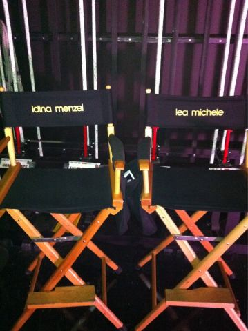 On-Set Seating