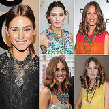 Olivia Palermo Wears Beautiful Statement Necklaces