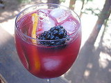 Blackberry Cabernet Sangria