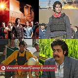 Career Evolution: Vincent Chase