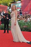 Diane Kruger wore Elie Saab.