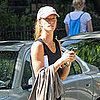 Gisele Bundchen Wearing Workout Clothes in Boston Pictures