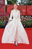 Evan Rachel Wood at the Venice Film Festival.