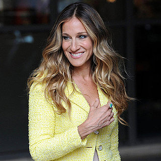 Sarah Jessica Parker Pictures Wearing Chanel in London