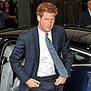 Prince Harry Pictures at WellChild Awards After Croatia Trip