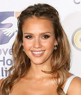 Jessica Alba Exercising Two Weeks After Giving Birth