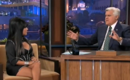 Snooki Puts Situation Rumors to Bed, Explains DTF to Jeff Bridges
