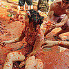 Tomatina Festival in Bunol, Spain