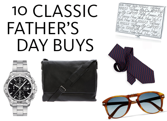 Father's Day Gift Guide for the Classic Dad