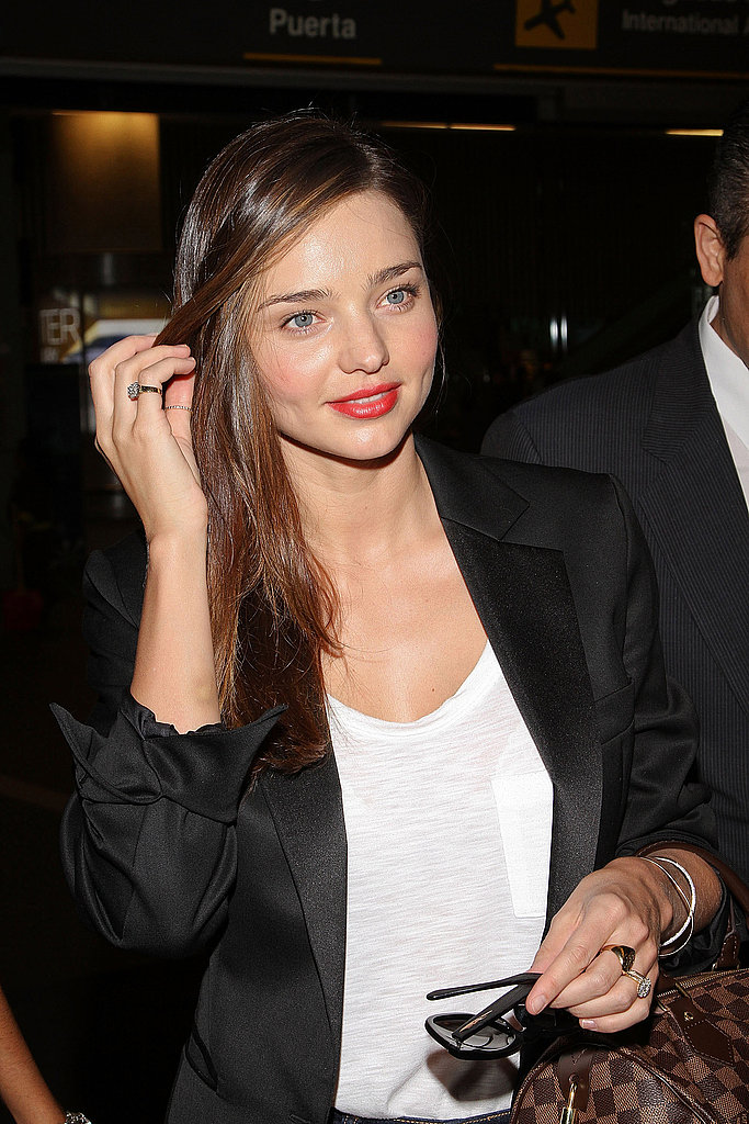 Miranda Kerr in Mexico City.