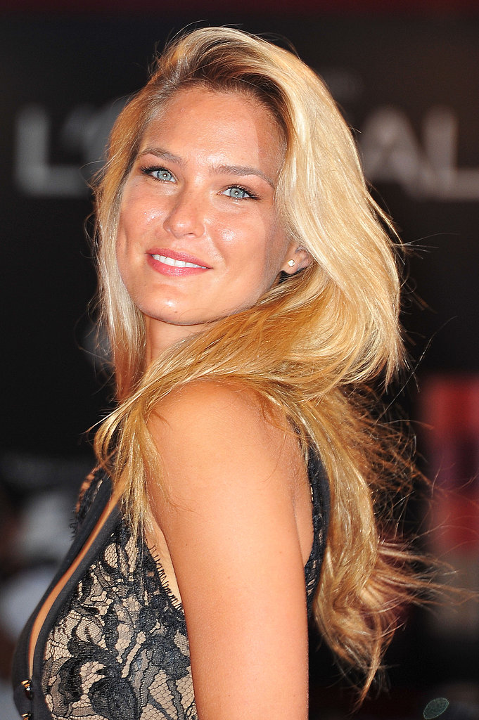 Bar Refaeli in Venice.
