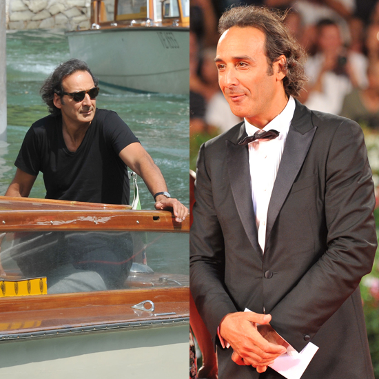Alexandre Desplat Is Hotter . . .