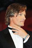 Viggo Mortensen in Venice.
