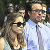 Robert Downey Jr. With Pregnant Susan Downey Pictures