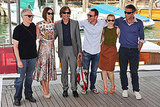 Keira Knightley, Michael Fassbender, Viggo Mortensen, David Cronenberg, and Sarah Gadon at the Venice Film Festival.