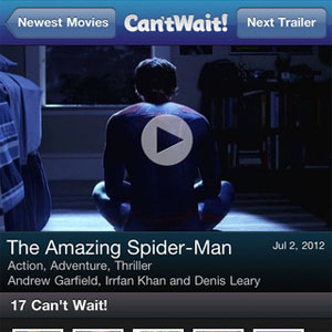 Movie Trailer App