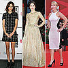 Fab&#039;s Top 10 Celebrity Looks of the Week  Alexa, Keira, Kate, and More! 
