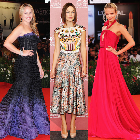 Venice Film Festival Fashion Roundup — Part II