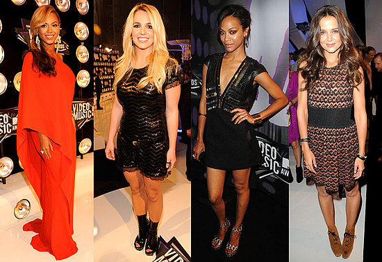 Our best-dressed ladies from the VMAs.