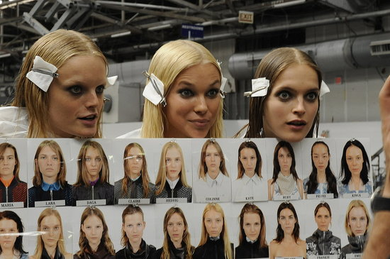 Hijinks and Hot Shots Backstage at Alexander Wang, Prabal Gurung, Altuzarra, and Helmut Lang