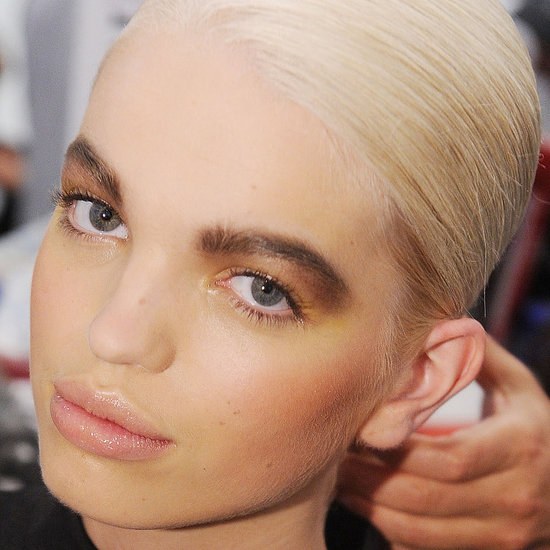 Derek Lam Spring 2012: Backstage Beauty Pictures