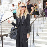 Rachel Zoe at New York Fashion Week With Mandy Moore [Pictures]