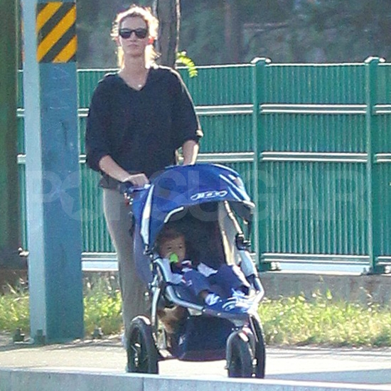 Gisele Bundchen and Ben Brady Take a Scenic Boston Stroll