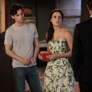 Gossip Girl Season Five Pictures