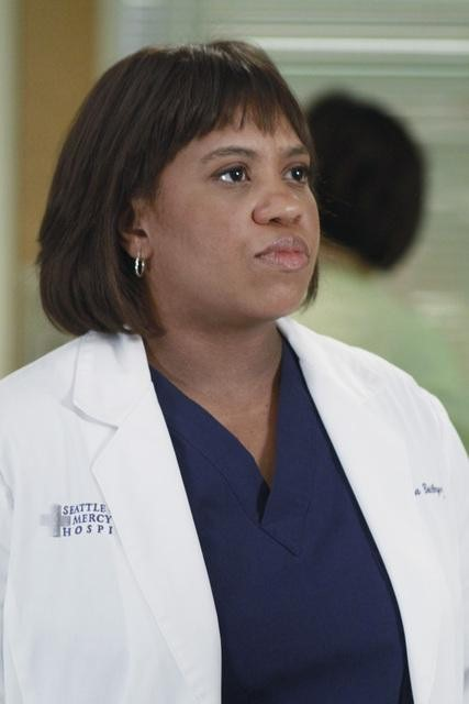 Chandra Wilson as Dr. Miranda Bailey on Grey's Anatomy.  Photo copyright 2011 ABC, Inc.